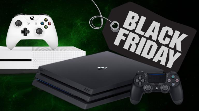 black friday packs consoles jeux les meilleures offres du jour actualit s. Black Bedroom Furniture Sets. Home Design Ideas