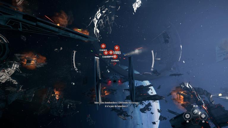 Mission 1 : La Bataille d'Endor