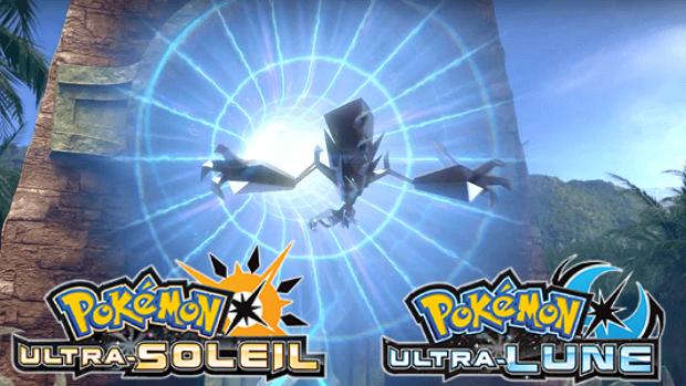 Pokémon Ultra-Soleil / Ultra-Lune : quels Pokémon dans les Ultra-Brèches ? (Ultra-Exploration)