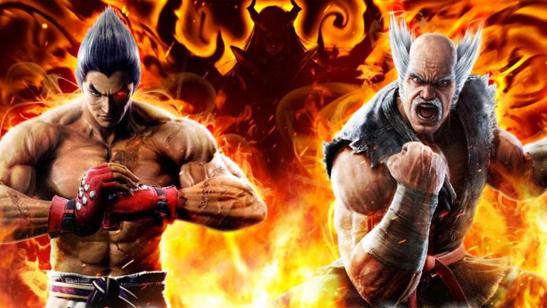 Black Friday : Tekken 7 (One et PS4) à 36,99€