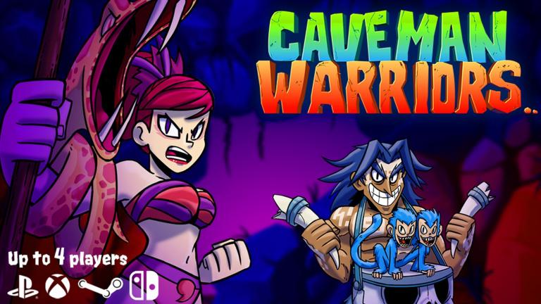 Caveman Warriors va bientôt sortir sur Switch