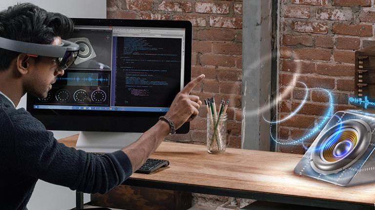 Microsoft attaquée pour violation de brevets — HoloLens