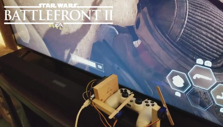 Star Wars Battlefront 2 : un robot pour farmer les crédits, l'astuce ultime d'un bricoleur de talent