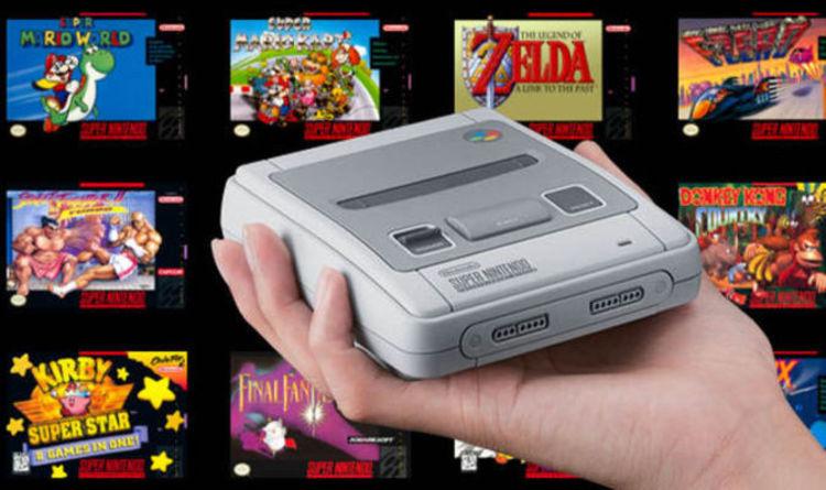 La SNES Mini Classic disponible sur le Nintendo Store anglais