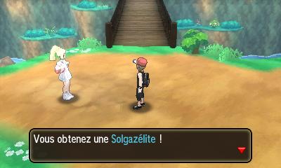 Cristaux Z des Pokémon légendaires