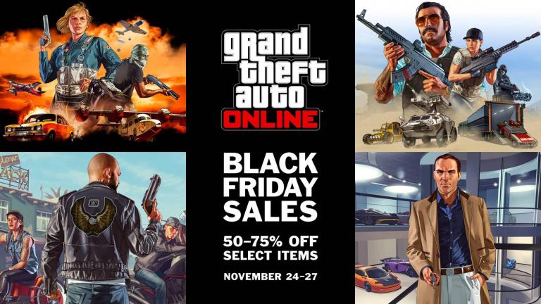GTA Online : Le Black Friday atteint Los Santos