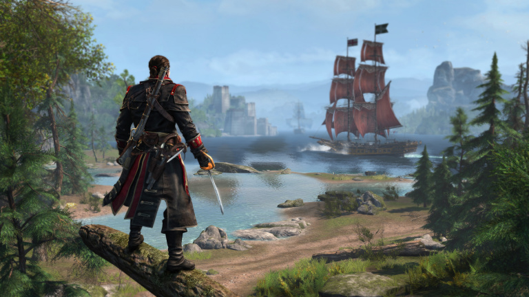 Assassin's Creed Rogue : Une version HD dans les tuyaux ?