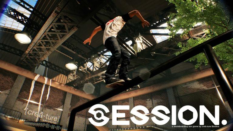 Session : Un kickstarter réussi pour la simulation de skate