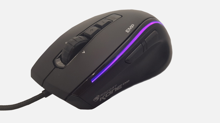 Test Roccat Kone EMP : Simple, agréable, efficace...