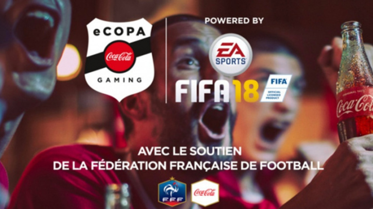 eCOPA Coca-Cola : découvrez les premiers qualifiés de chaque région