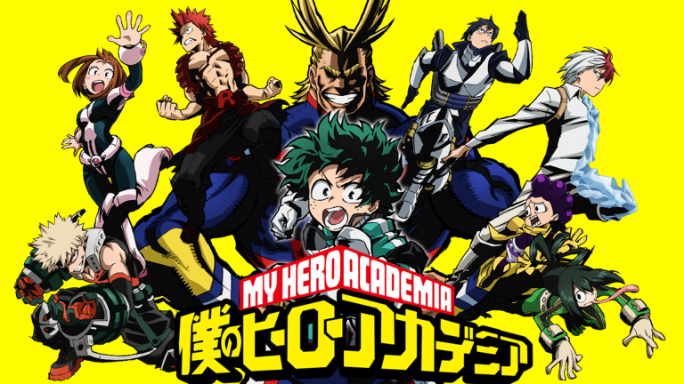 Bandai Namco annonce My Hero Academia : One's Justice sur PS4 et Switch