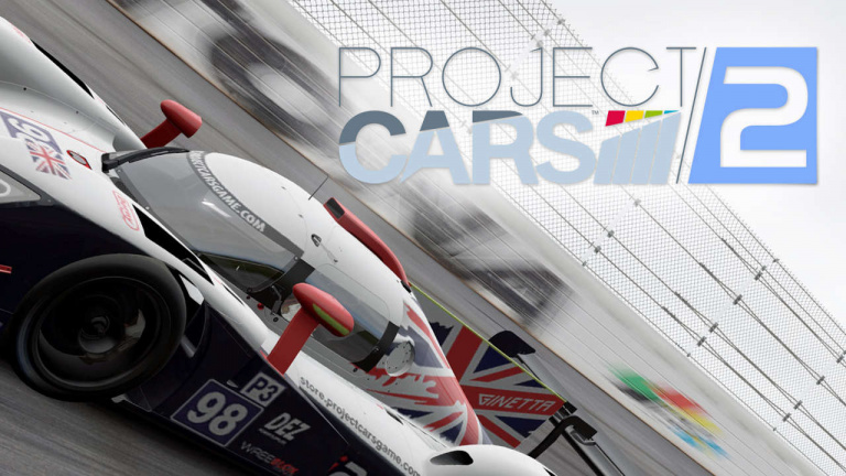 Project CARS 2 détaille son Fun Pack
