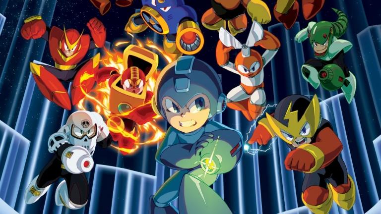 Capcom fêtera les 30 ans de Mega Man le 4 décembre
