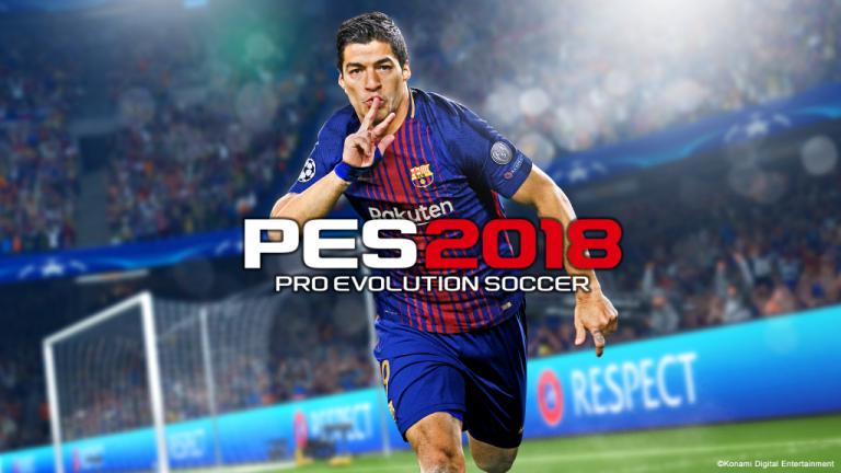 PES 2018 : Le jeu à moins de 20€ pour les lecteurs de jywmpc.com