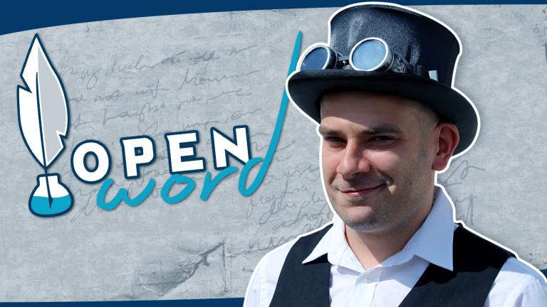 """Open Word - Radek Smektala : """"L'innovation ne peut être motivée que par le choc des idées"""""""