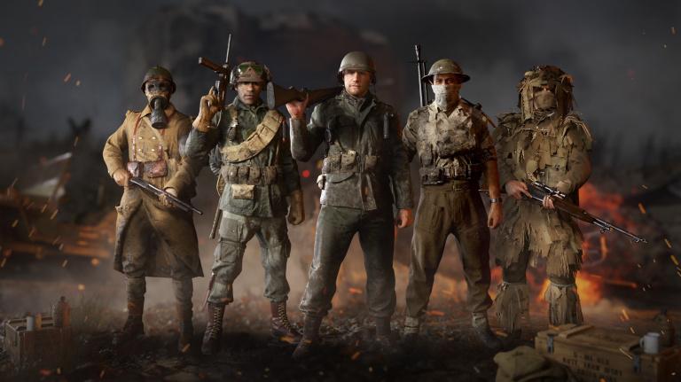Call of Duty : WWII bat Advanced Warfare en moins d'un mois sur Steam