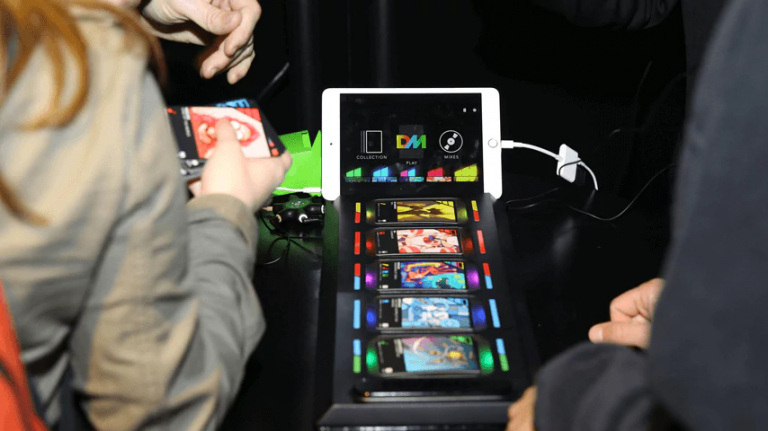 Dropmix : Audio, video, disco, duo