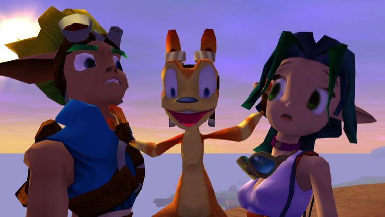 Jak and Daxter, Jak II, Jak 3 et Jak X arrivent la semaine prochaine sur PS4