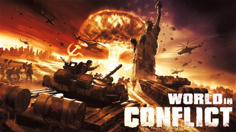 World in Conflict offert sur uPlay