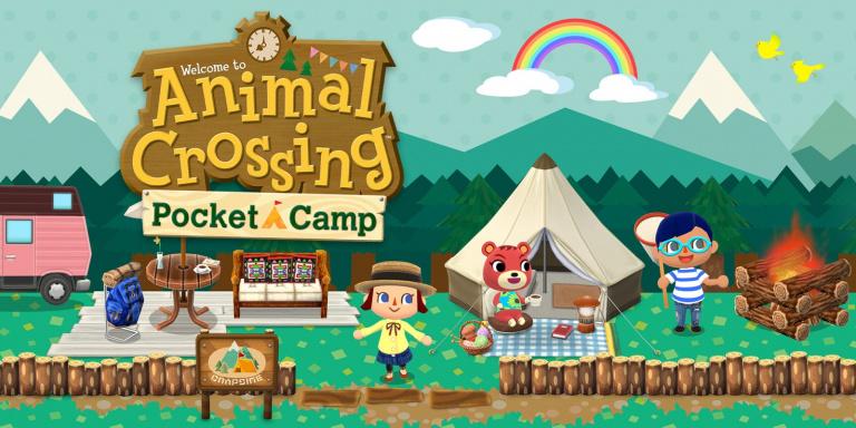 Animal Crossing Pocket Camp : Le titre aurait été pensé différemment à ses débuts