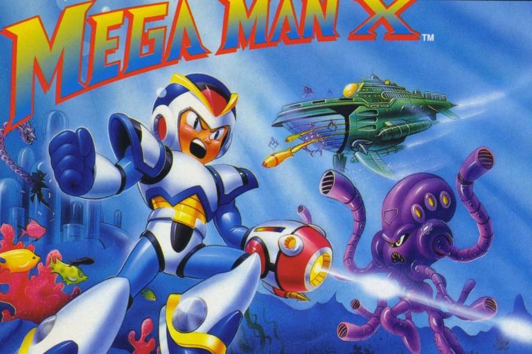 Mega Man X : Les 8 épisodes arriveront en 2018 sur PC, PS4, Xbox One et Switch
