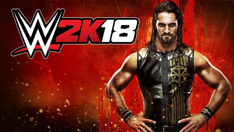 La date de sortie de WWE 2K18 enfin révélée — Nintendo Switch
