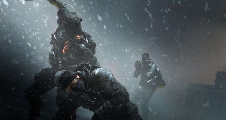 Super Vidéos du jeu Tom Clancy's The Division sur PS4 - Trailers  QC01