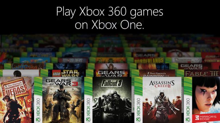 Xbox One : les jeux rétrocompatibles reviendront en 2018