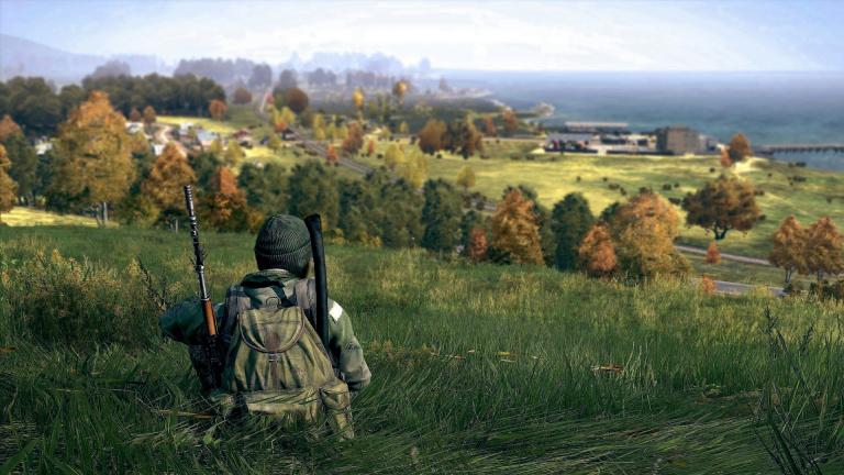 DayZ est toujours prévu sur PS4, mais paraîtra ultérieurement