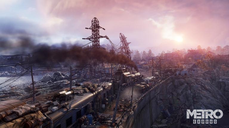 Metro Exodus se montrera à la cérémonie des Game Awards