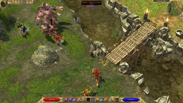 Titan Quest bientôt porté sur Switch, PlayStation 4 et Xbox One ?