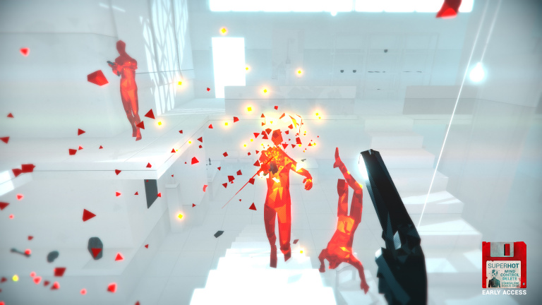 SUPERHOT : Mind Control Delete, une extension rogue-like attendue dès demain