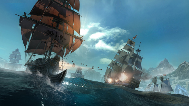 Assassin's Creed Rogue HD à présent listé par l'organisme de classification coréen
