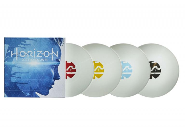 Horizon Zero Dawn : la bande originale en coffret vinyle le 7 décembre