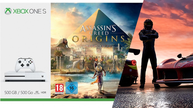 Pack Xbox One S en promotion chez Micromania et sortie de Riot Civil Unrest