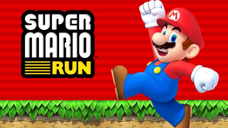 Super Mario Run est également le jeu de l'année sur iOS