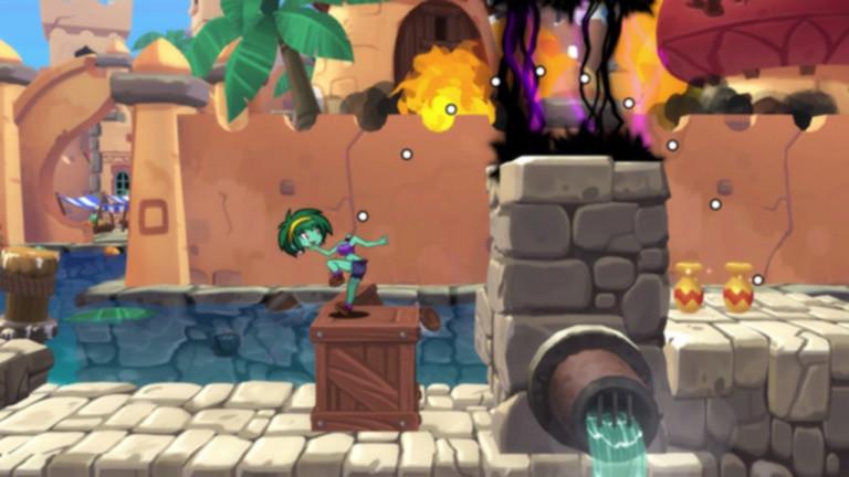 Shantae : Half-Genie Hero - Une sortie le 12 décembre pour le DLC Friends to the End