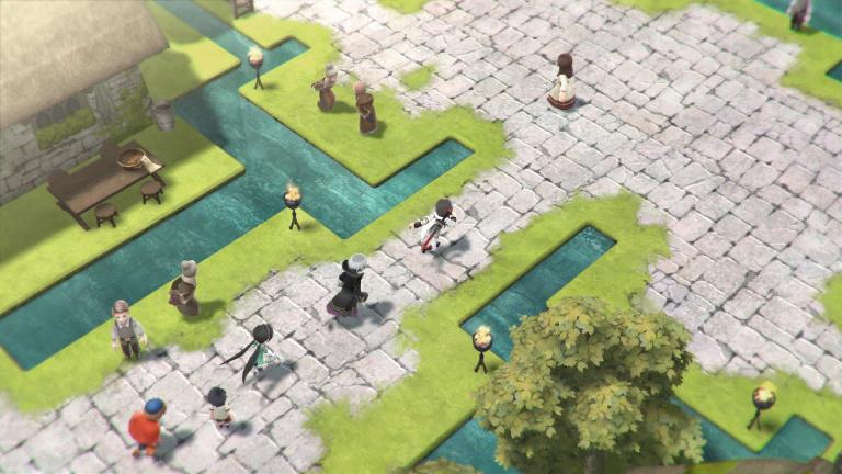 Lost Sphear : Une démo est disponible sur PS4, Switch et PC