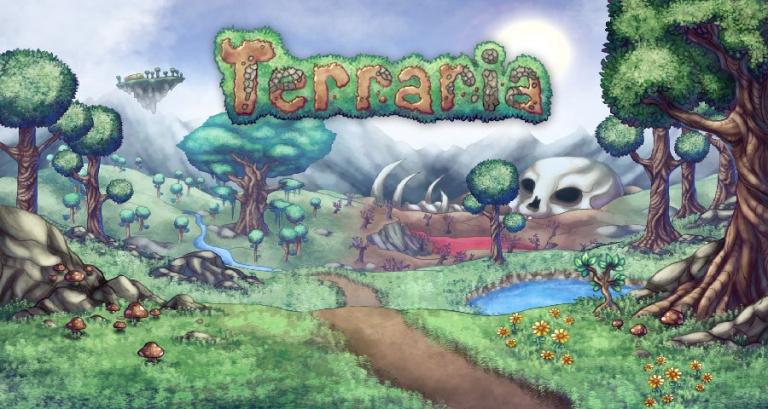 Terraria : la version 1.3 sur console d'ici la fin de l'année