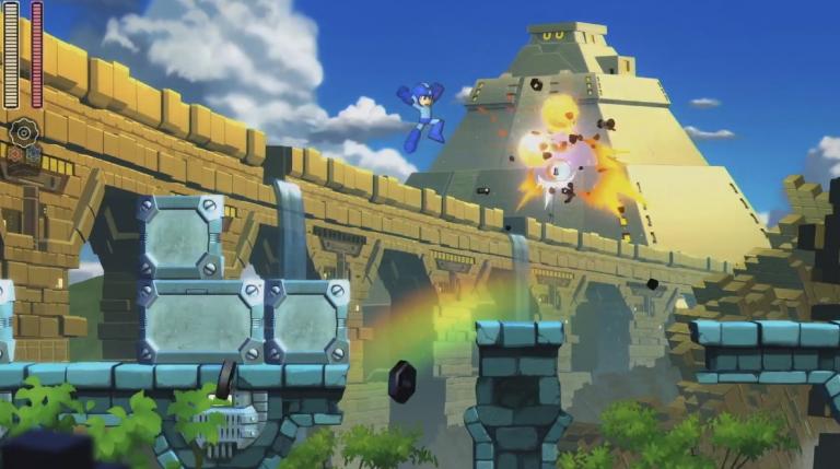 Les créateurs de Mega Man 11 nous en apprennent davantage sur ce nouvel épisode