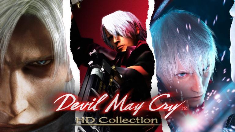 Devil May Cry HD Collection débarque sur PC, PS4 et Xbox One en 2018