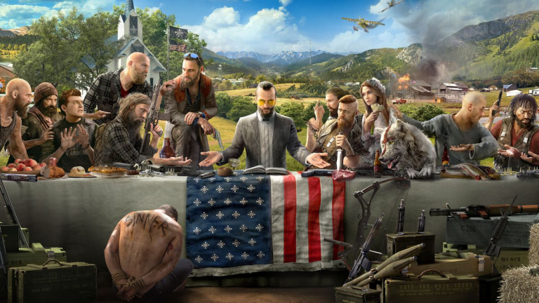 Far Cry 5 et The Crew 2 repoussés par Ubisoft