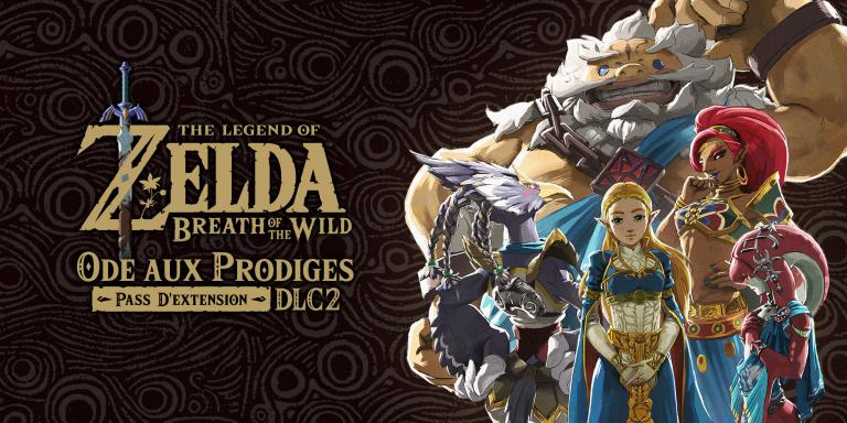 Game Awards 2017 - Zelda Breath of the Wild : Le second DLC est sorti cette nuit