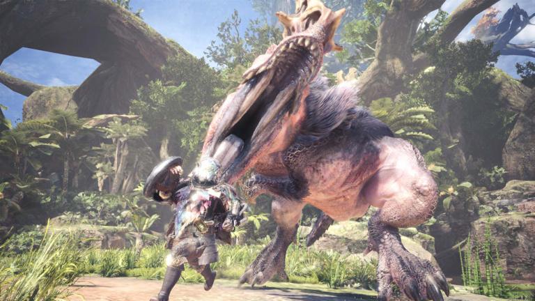 Monster Hunter World : Du contenu post-lancement gratuit grâce aux mises à jour