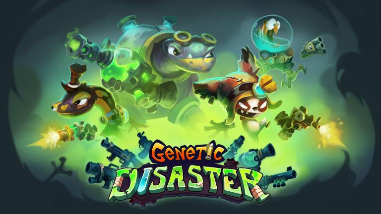 Concours Genetic Disaster : Gagnez des clés Steam du jeu !