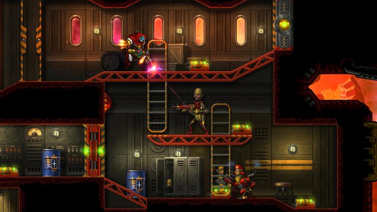 steamworld heist ultimate edition test