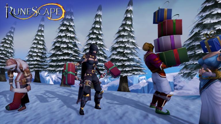 RuneScape : l'esprit de Noël est en danger