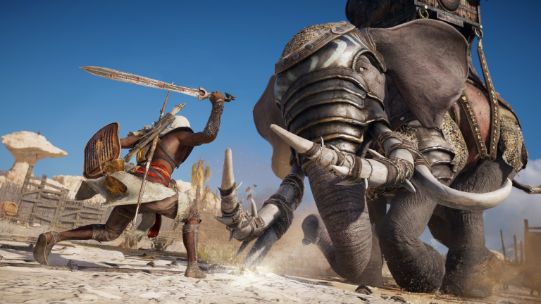 Assassin's Creed Origins passe en version 1.1.0