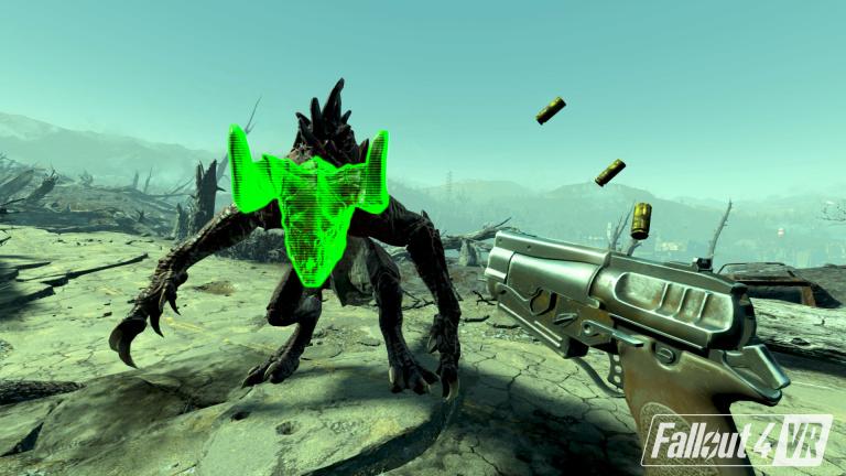 Fallout 4 VR est de sortie sur HTC Vive ; la configuration recommandée