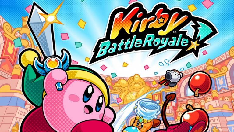 Kirby : Battle Royale se met à jour